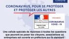 #COVID19 : pour une information officielle et mise à jour, adressez-vous à la Préfecture du Jura